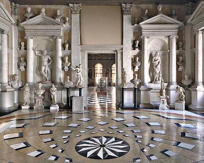 Massimo Listri, 'Biblioteca Nacionale Marciana II, Venice, Italy | World Libraries', 2012