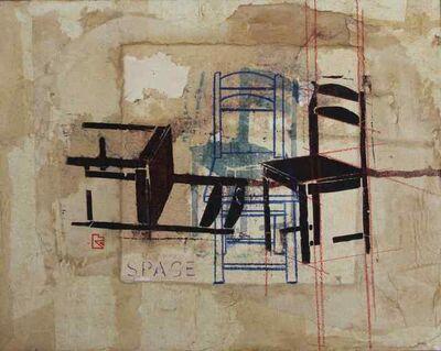 """Levan Mindiashvili, '""""Chairs"""" N4', 2012"""