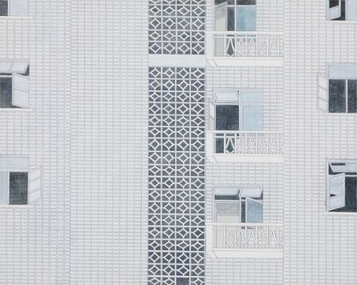 Zeng Hong, 'Balcony', 2009