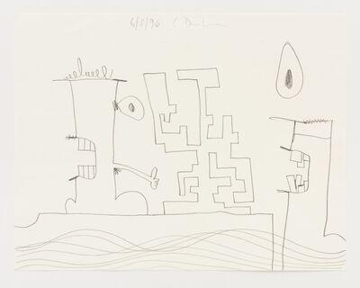 Carroll Dunham, 'Untitled', 1996