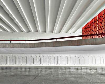 Massimo Listri, 'Itamaraty I, Oscar Niemeyer, Brasilia, Brazil', 2012
