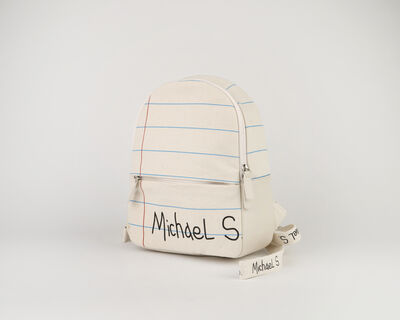Michael Scoggins, 'Backpack S', 2019