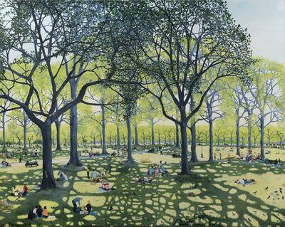 Emma Haworth, 'Under The Trees', 2016
