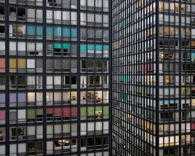 Michael Wolf (b. 1954), 'Transparent City #87B', 2007