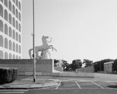 Hans-Christian Schink, 'Quadrato della Concordia (2)', 2014