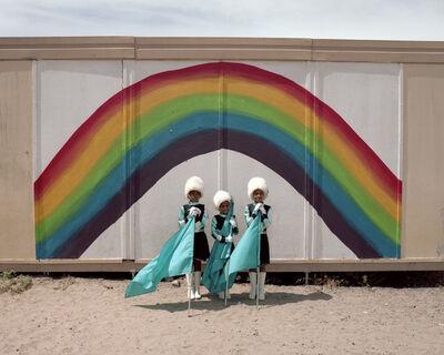 Alice Mann, 'Lezance Jansen, Micah Adams and Warnesha Adendorf', 2018