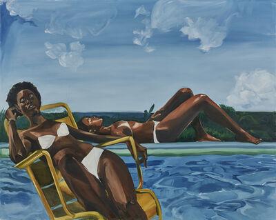Debra Cartwright, 'To the Pool', 2019