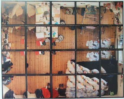 """Cinthya Soto, '""""Dormitorio""""', 2002"""