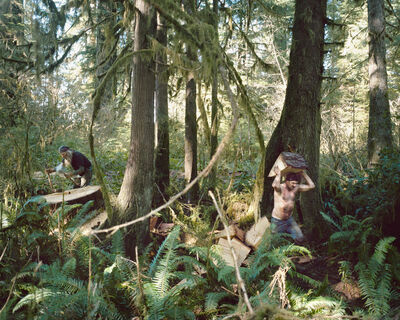 Anna Beeke, 'The Woodcutters', 2012