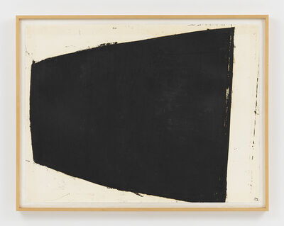 Richard Serra, 'Curve 2', 1981
