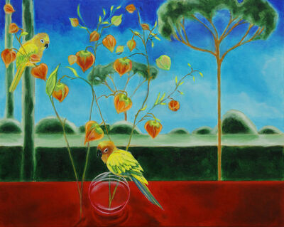 Katherine Pappas-Parks, 'One Moment is Timeless, as the Flying Birds Know IV'