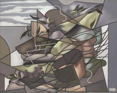 Tamara de Lempicka, 'L'Automne', ca. 1953