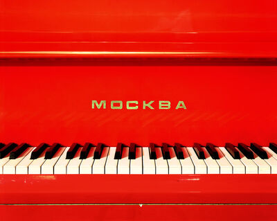 Andrew Moore, 'Red Piano', 2003