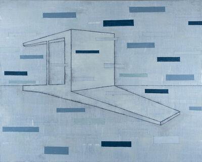 Mao Xuhui 毛旭辉, 'Toppled Back-chair, Far Away', 2012