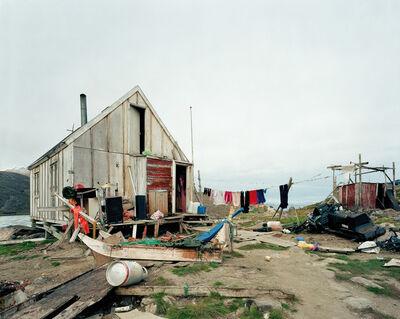 "Olaf Otto Becker, '827 Nuussuaq, 07/2006 74° 06'45"" N, 57° 03'32"" W', 2006"