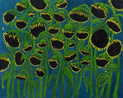 Darby Milbrath, 'Sunflowers', 2013