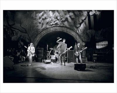 Shelli Hyrkas (Dilley Novoselic), 'Nirvana-The Tunnel, Italian         Television', 1993