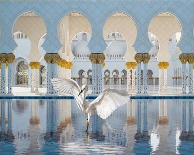 Karen Knorr, 'The Way of Ishq, Grand Mosque, Abu Dhabi', 2019