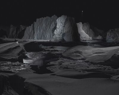 Julian Charrière, 'Towards No Earthly Pole - Slessor', 2019