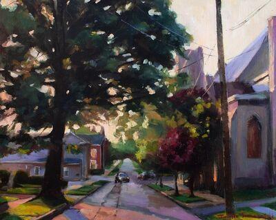 Jonelle Summerfield, 'Sunrise on Church Street', 2018