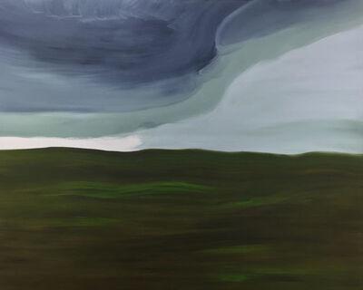 Chad Olsen, 'Sandhills Thunderclouds', 2016