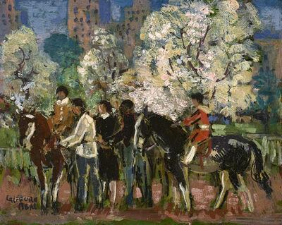 Gifford Beal, 'Pony Ride', 1947