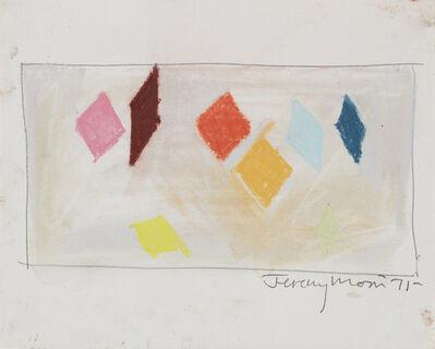 Jeremy Moon, 'Drawing [71]', 1971