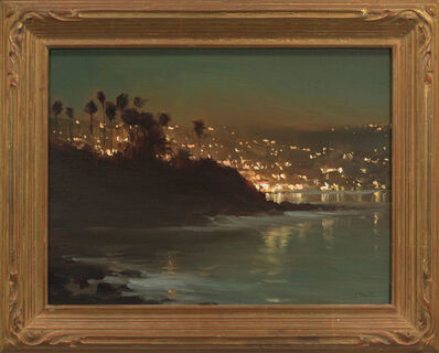 Jesse Powell, 'Laguna Beach, Heisler Park', 2018