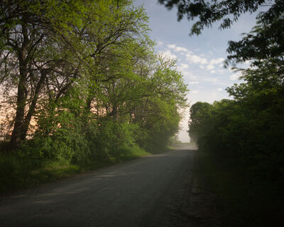 Stephan Anderson-Story, 'The Family Road, Baldwin City, Kansas', 2011