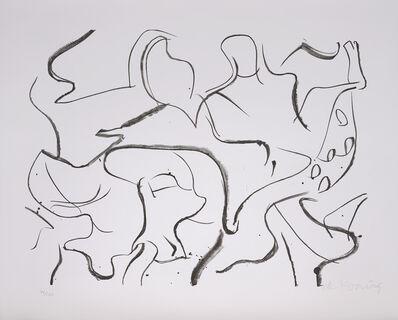 Willem de Kooning, 'Untitled', ca. 1982