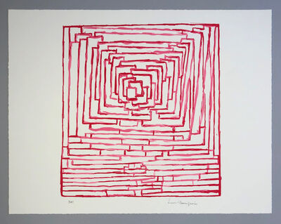 Louise Bourgeois, 'Insomnia', 1996