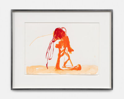 Tracey Emin, 'I Kissed you', 2017