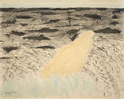 Milton Avery, 'Sand Spit', 1957