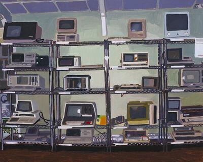 Colin Martin, 'Computer Museum', 2017
