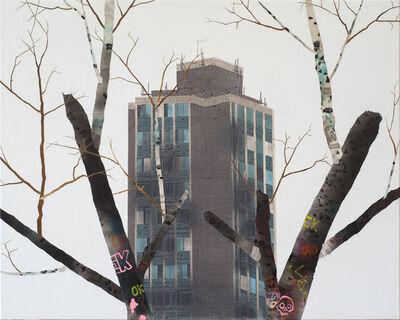 Erik Benson, 'no title (Birch)', 2015