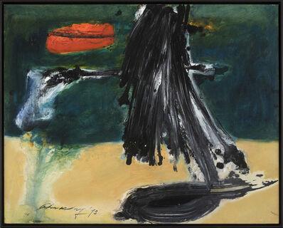 John Way 魏樂唐, 'A Motif in Pottery', 1973