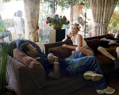 Larry Sultan, 'Tasha's Third Film', 1998
