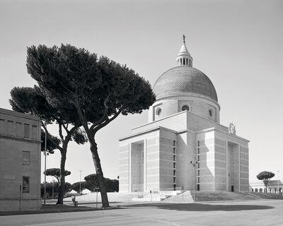 Hans-Christian Schink, 'EUR (Viale dei Santi Pietro e Paolo)', 2014