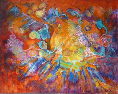 Evelyne Ballestra, 'The signs', 2007