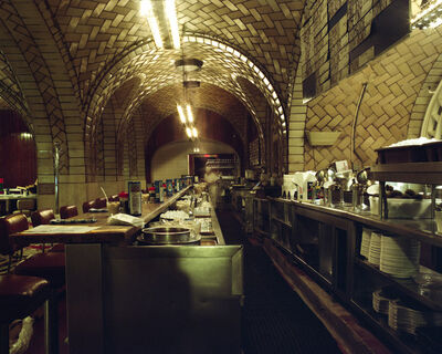 Wijnanda Deroo, 'Grand Central Oyster Bar & Restaurant, Grand Central Terminal', 2009