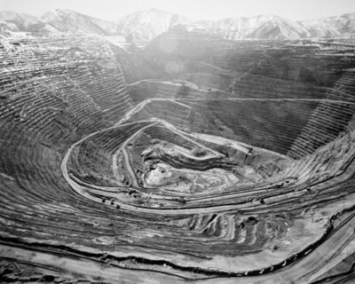Michael Light, 'Earth's Largest Excavation, 2.5 Miles Wide and .5 Miles Deep, Looking West, Bingham Canyon, UT.', 2006