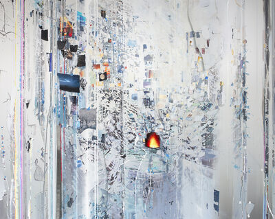 Sarah Sze, 'First Time (Half-life)', 2018