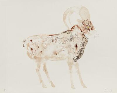 Elisabeth Frink, 'Mouflon', 1970