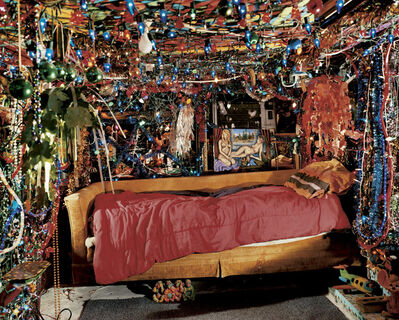 Alec Soth, 'Herman's Bed, Kenner, Louisiana', 2002