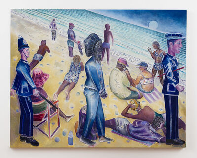 Denzil Forrester, 'From Trench Town to Porthtowan', 2017