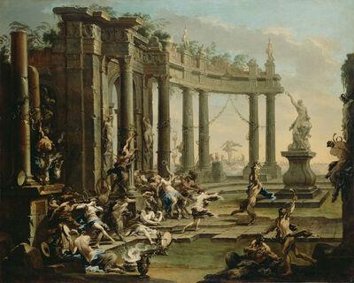 Alessandro Magnasco, called il Lissandrino, 'Bacchanale', 1720-1730