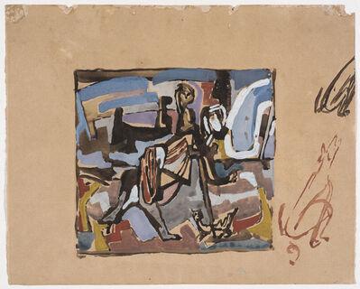 Jankel Adler, 'Untitled', Undated