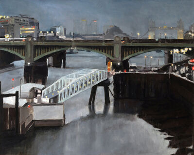 Simon Andrew, 'Southwark Bridge', 2020