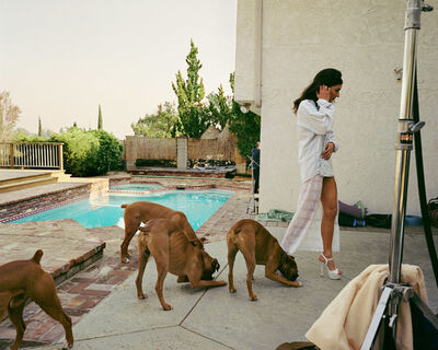 Larry Sultan, 'Boxers, Mission Hills,  from the series The Valley ', 1999