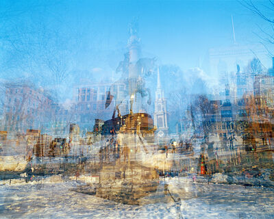 Doug Keyes, 'Boston Common #2, Boston', 2005